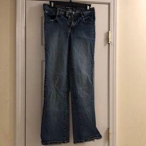 Express Jeans 5/6 Stretch
